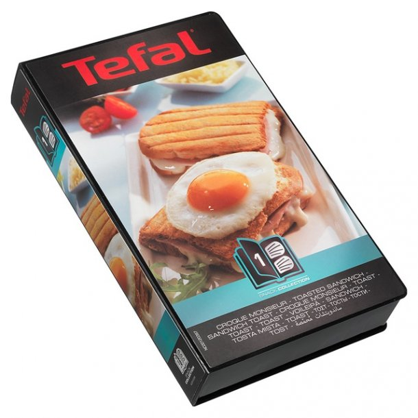 Tefal Snack Collection Plader - Sandwich
