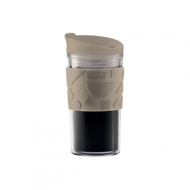 Bodum Travel Mug - Latte Plast