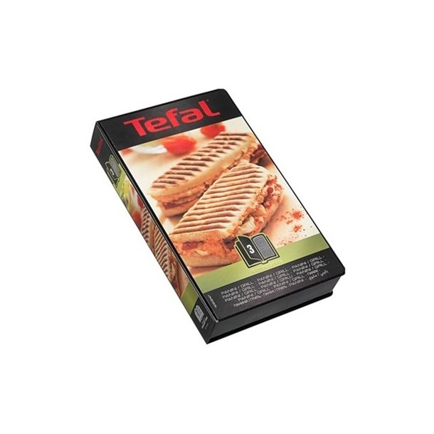 Tefal Snack Collection Plader - Panini